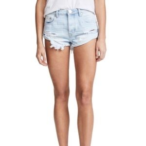 One Teaspoon Bandits Shorts - Wilde - size 27